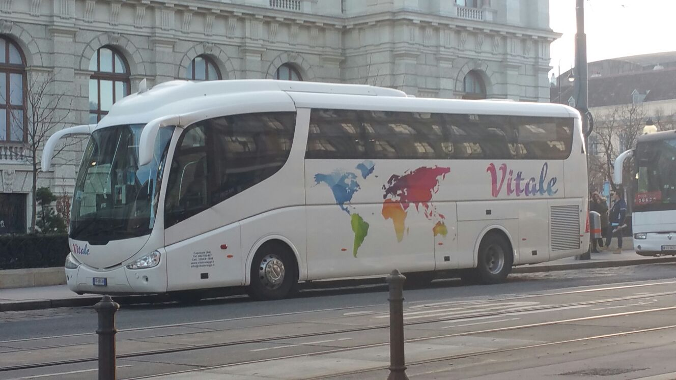 IRIZAR Scania PB New – 52 pt.
